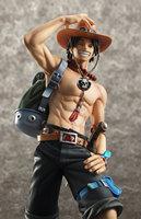 Новое поступление megahouse Портрет Пираты отличная модель комиксов аниме Одна деталь Portgas д. ace 9