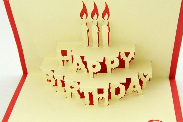 Birthday Cards Cake ~ Card invitation design ideas birthday cake cards elegant and