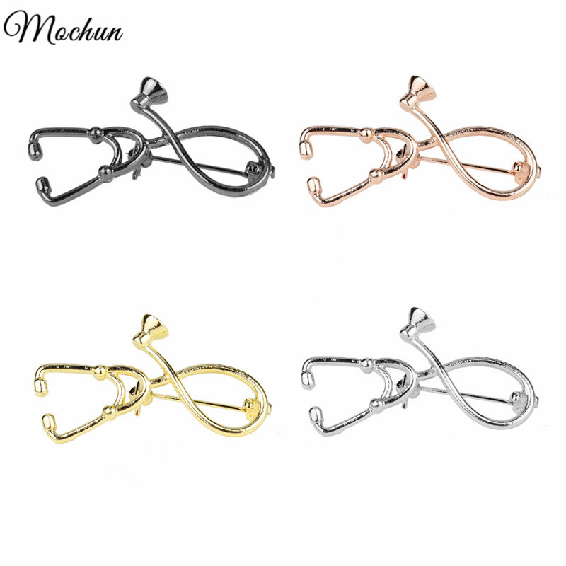 Buy Best MQCHUN Stethoscope Brooches Stethoscope Pin for