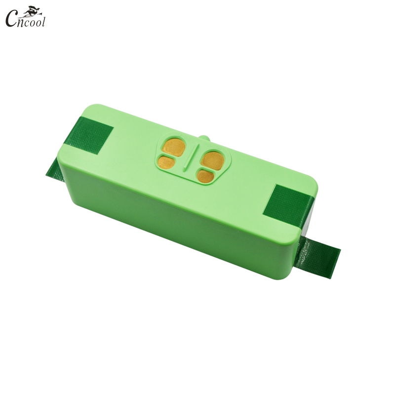 Lithium Replacement 5200mAh 14.4V Rechargeable Battery For iRobot Vacuum Cleaner 500 600 700 800 стоимость