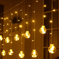 Christmas Decorations for Home Led Light String Christmas Tree Decorations Christmas Ornaments Navidad New Year Decoration. Q