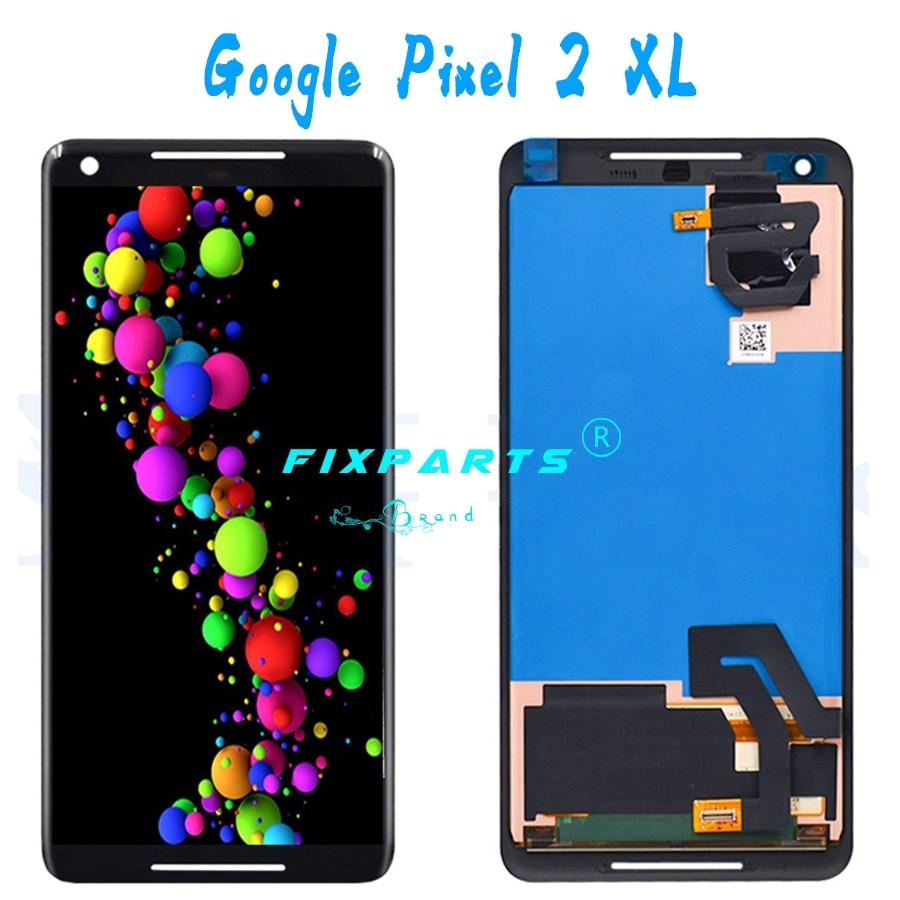 Pixel 2XL LCD Pixel 3 3A 4 XL Display