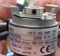 FREE SHIPPING  hollow encoder 2500 line hes-25-2md