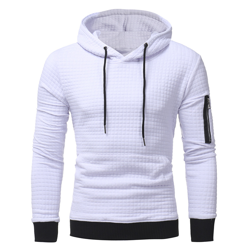 MRMT 2019 Brand Mens Hoodies Sweatshirts Pullover Men Long-Sleeved Hoody Casual Man Zipper Hooded Sweatshirt For Male <font><b>Clothing</b></font> image