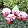 Bonito dos desenhos animados da estrela Kirby Plush Toy 12 cm mini macio stuffed boneca presente bonito para as crianças