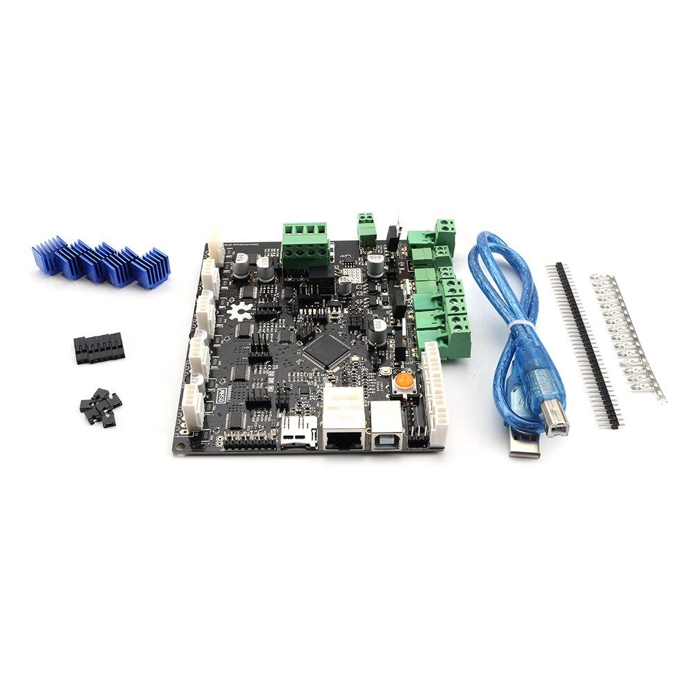Impressora 3d smoothieboard 5xc 5x v1.1 braço