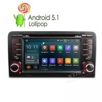 Xtrons 7 дюймов 2Din Android 5.1 4 ядра 1080 P Видео CanBus Навигатор Автомобильный DVD Плеер с Экран зеркалирование OBD2 для audi A3/S3