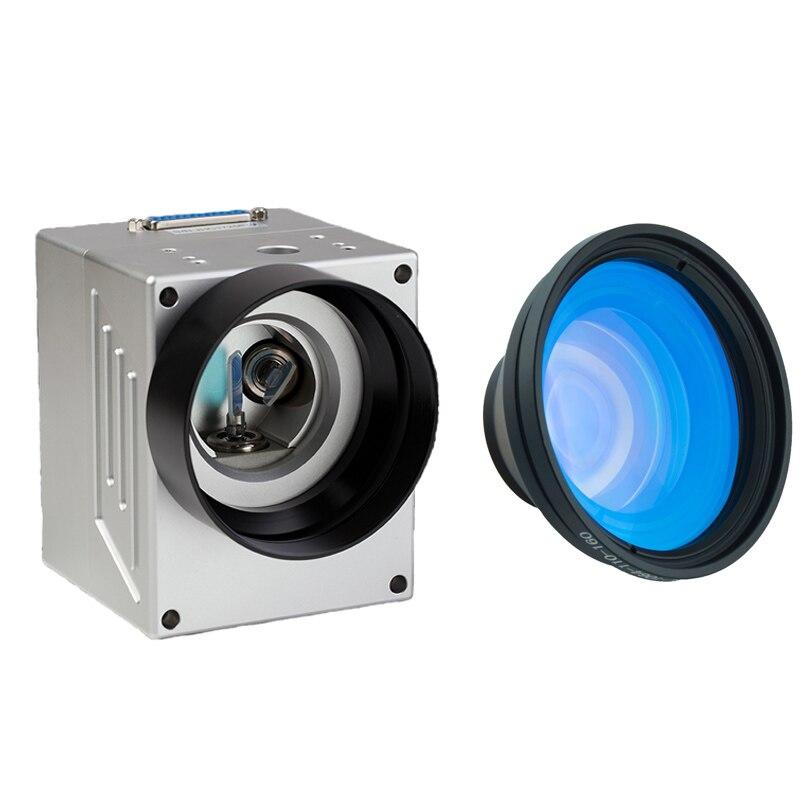 Scanner de galvanomètre de tête de Galvo de balayage de Laser de SG7110 promotionnel avec le Kit de lentille de Theta