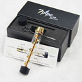 Twisty Glass Blunt smoking pipe new grinder dry herb electronic cigarette twisty herb portable glass pipe in stock