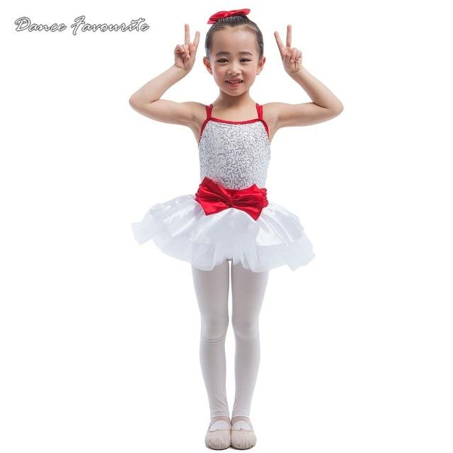 silver sequin bodice child ballet costume tutu kid stage performance ballet  tutu ballerina girl stage costume tutu 0182ef54bbfd