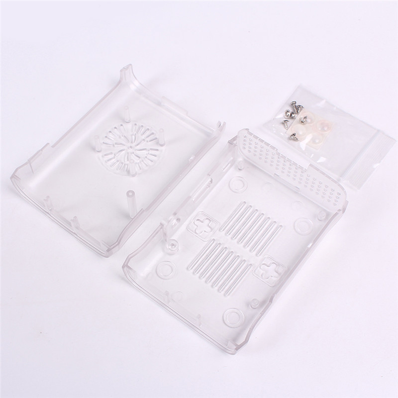 Transparent Plastic Case Box Shell Cover Injection Molding