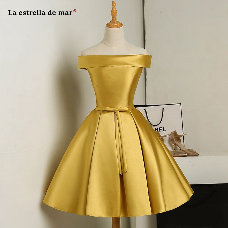afcab0ee61 Worldwide delivery bridesmaid dresses gold in NaBaRa Online