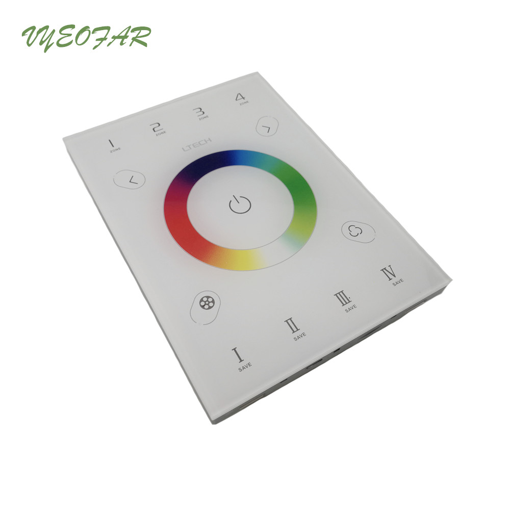 DMX512 controller LED lamp licht RGB full Caidiao intelligente draadloze afstandsbediening Rapport - 4