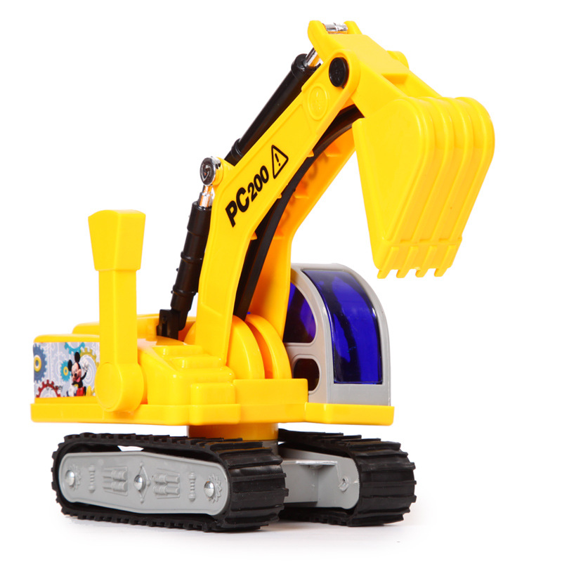 Disney authorized merchandise Mickey Series Simulated digger gift for children