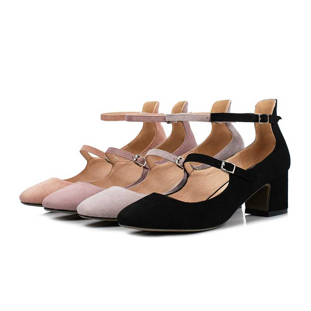 奪う猫 2019 新到着春夏の靴女性ハイヒール Lades パンプスフロック紫色の蓮グレーかわいいカジュアル A1655