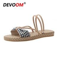 2019 Fashion Beach Slippers Hot Sale Sloffen Dames Fur Rosette Flip Flops Ladies Flip Flops Teenslippers Women Slide Sandals 39
