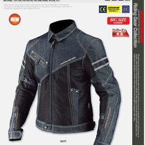 KOMINE JK006 Motorcycle Jacket