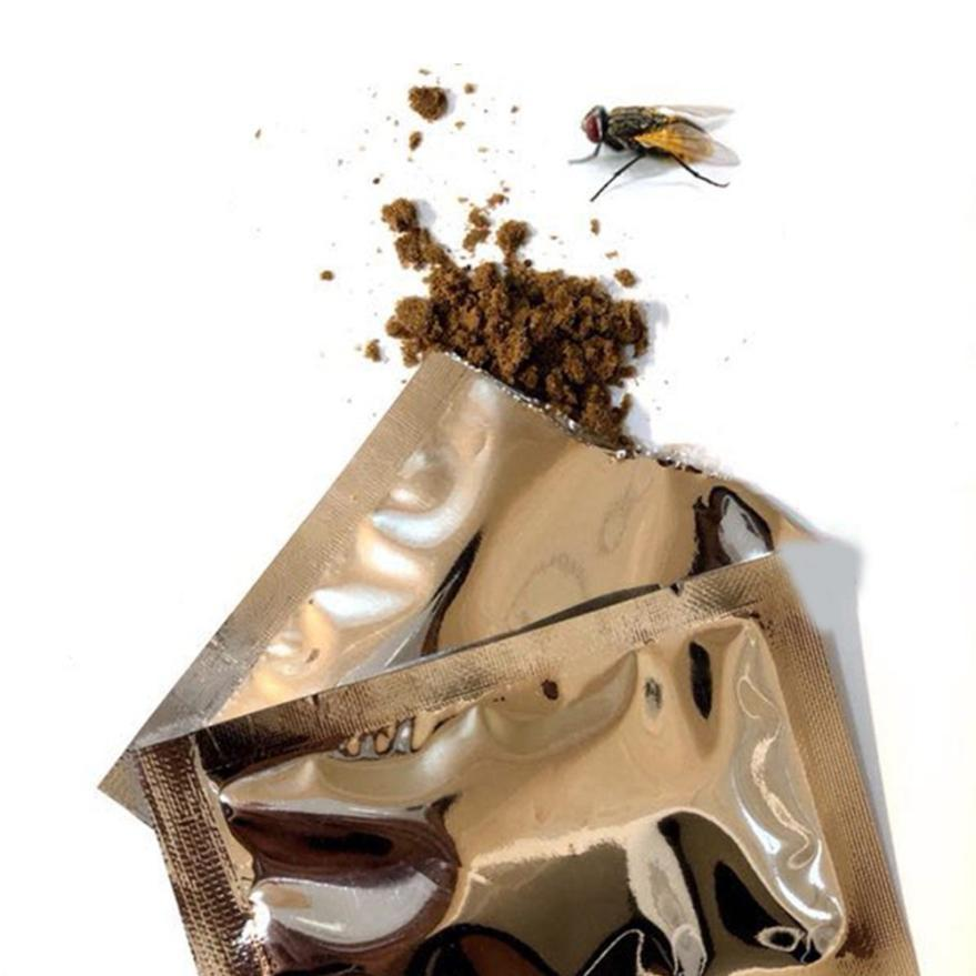 100 G Flycatcher Practical Convenient Odorless Bait Insecticide Effective  Prevention Of Pests Mosquito Fly Attracting Bag