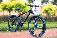 26 inch BMW mountain bike 21 speed 24 speed 27 speed mountain bike double disc brakes promotional gift car student bicycle