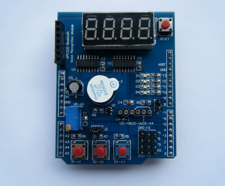 XD - 203 multi-function expansion board