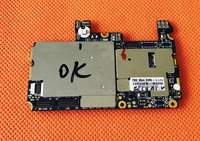 Used Original Mainboard 6G RAM 64G ROM Motherboard For DOOGEE MIX Helio P25 Octa Core 5