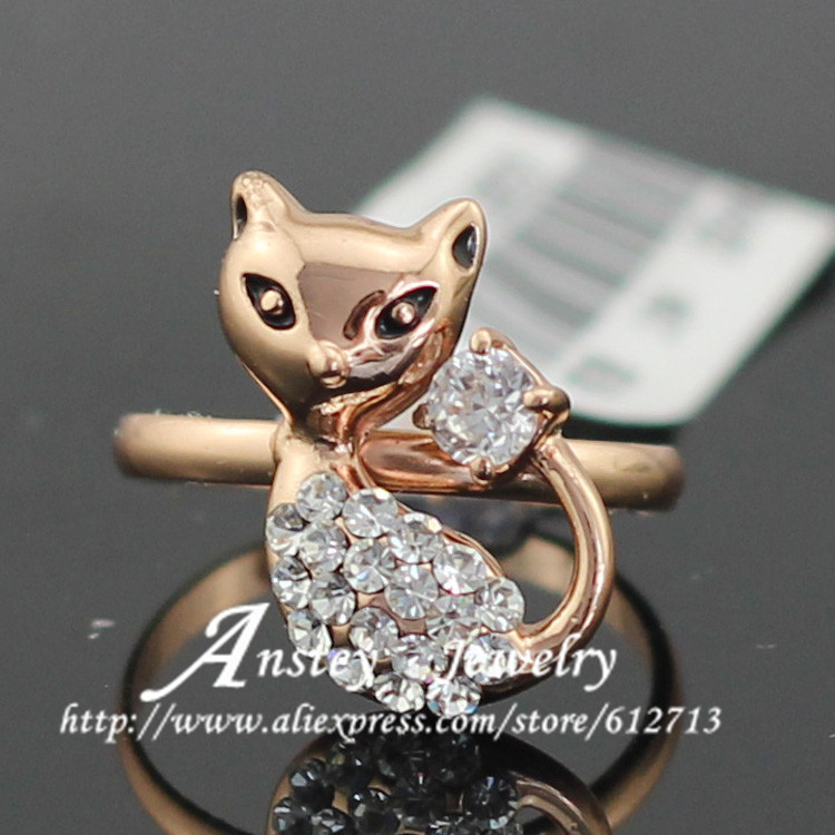 Cat Diamond Ring Popular cats engagement rings -buy cheap cats ...