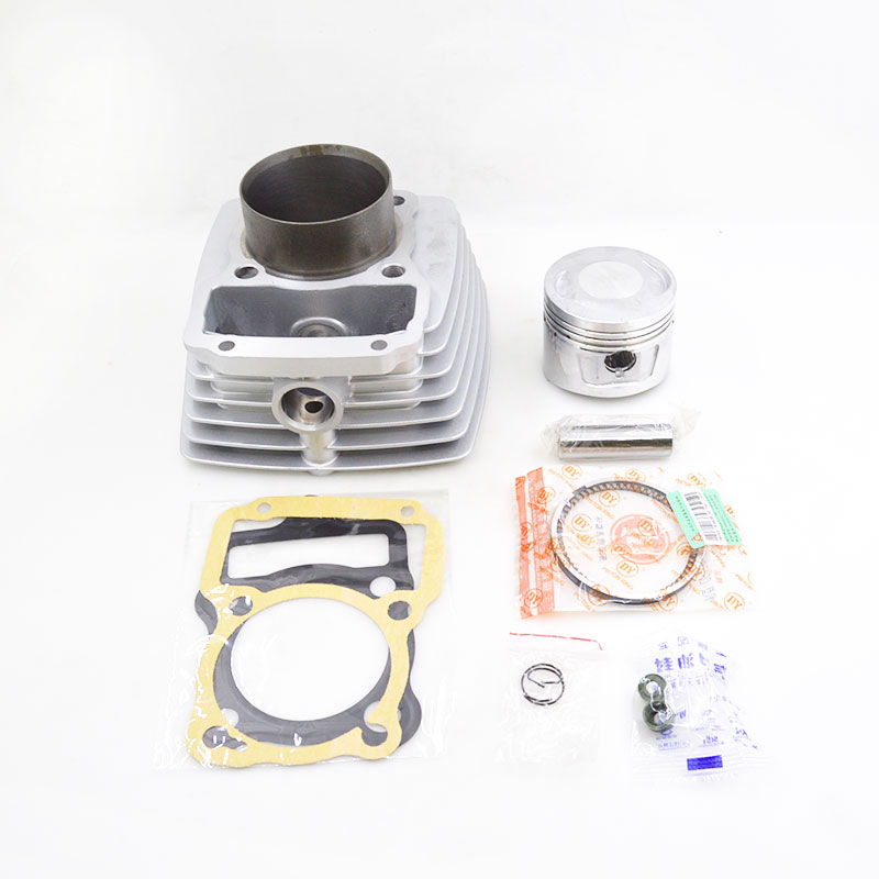 High Quality Motorcycle Cylinder Kit 62mm Bore For Zongshen CG175 CG 175 175cc Air-cooled Engine Spare Parts jiangdong engine parts for tractor the set of fuel pump repair kit for engine jd495