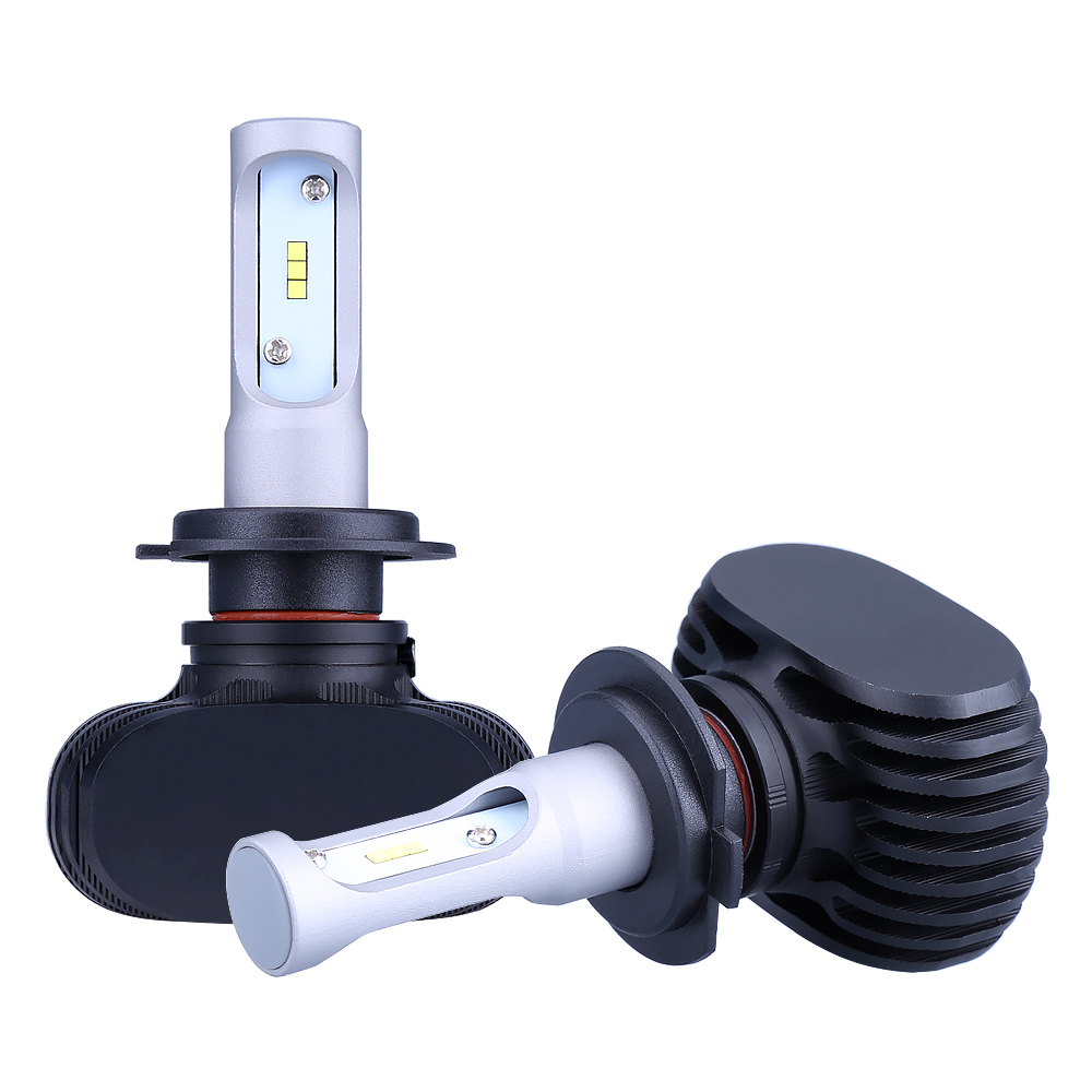H7 LED H4 H1 H3 H8 H9 H11 9006 9005 Auto Car Headlight Bulb CSP Chip 80W 8000LM Automobile Headlamp Fog Light 6000K Led Lamp 12V 2pcs 80w 8000lm led car headlight h4 h7 led h1 h8 h9 h11 auto bulbs 9005 9006 super bright headlamp fog light 12v 24v 6000k