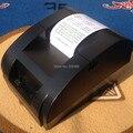 Chegada nova interface USB impressão 58mm pos impressora térmica impressora de recibos com fonte de alimentação embutida