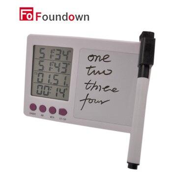 Free Shipping! FO-KT002 NEW Digital Timer Large LCD 4  Channel Digital Timer,Kitchen Timer,Count Down Up Timer tablets digital clock