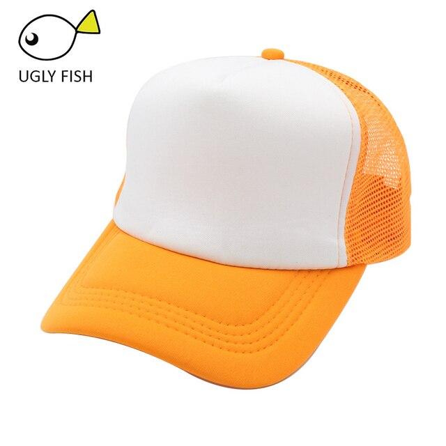 orange Black trucker hat venom 5c64fecf9c318