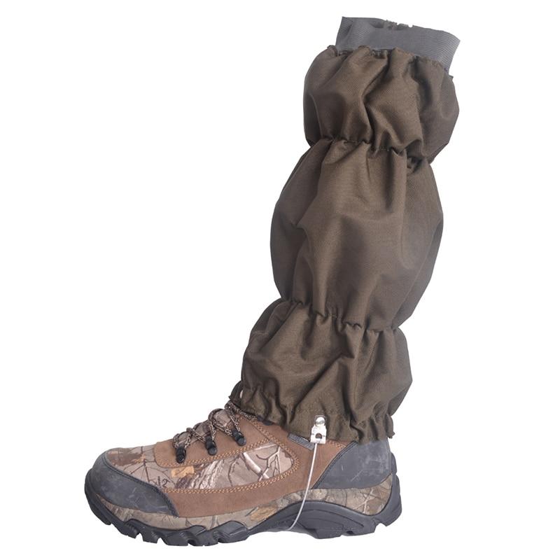 Oxford Unisex Inverno Legging Coprigambe ghetta Impermeabile Antivento Per Il Campeggio Escursioni in Motoslitta Sci Caccia Protector Nuovo