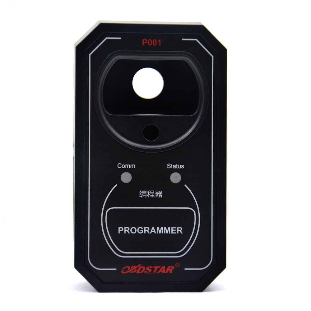 Image 2 - 2019 OBDSTAR P001 Programmer Work with OBDSTAR X300 DP Master RFID&Renew Key&EEPROM Functions 3 in 1 OBDSTAR P001-in Auto Key Programmers from Automobiles & Motorcycles