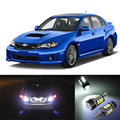 2pcs Car T15 W16W 912 Parking Reverse Lights  High Power OBC Canbus Error Free Led SMD Backup Bulb For 2007 - 2015  WRX STI