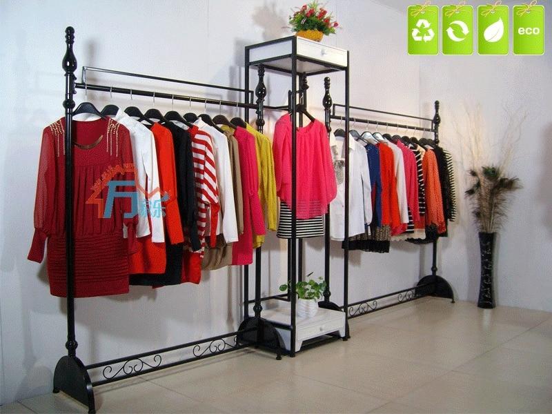 Clothing racks display rack wedding dress clothes clothes for How to display a wedding dress