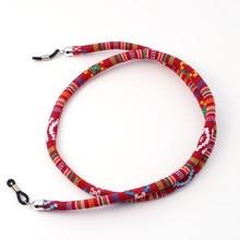 Ethnic Style Handmade Woven Eyeglasses Chain Reading Glasses Rope Sunglasses Strap Cord Holder Neck