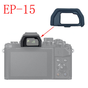 Image 4 - 10Pcs EP10 EP15 Eye Cup EyecupสำหรับOlympus OM D OMD E M10 EM5 EM10 EM 5กล้องDSLR