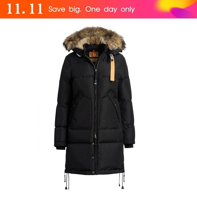 2016 winter warm Skiing Down Jacket down long bear women jacket winter jacket down parka free shipping