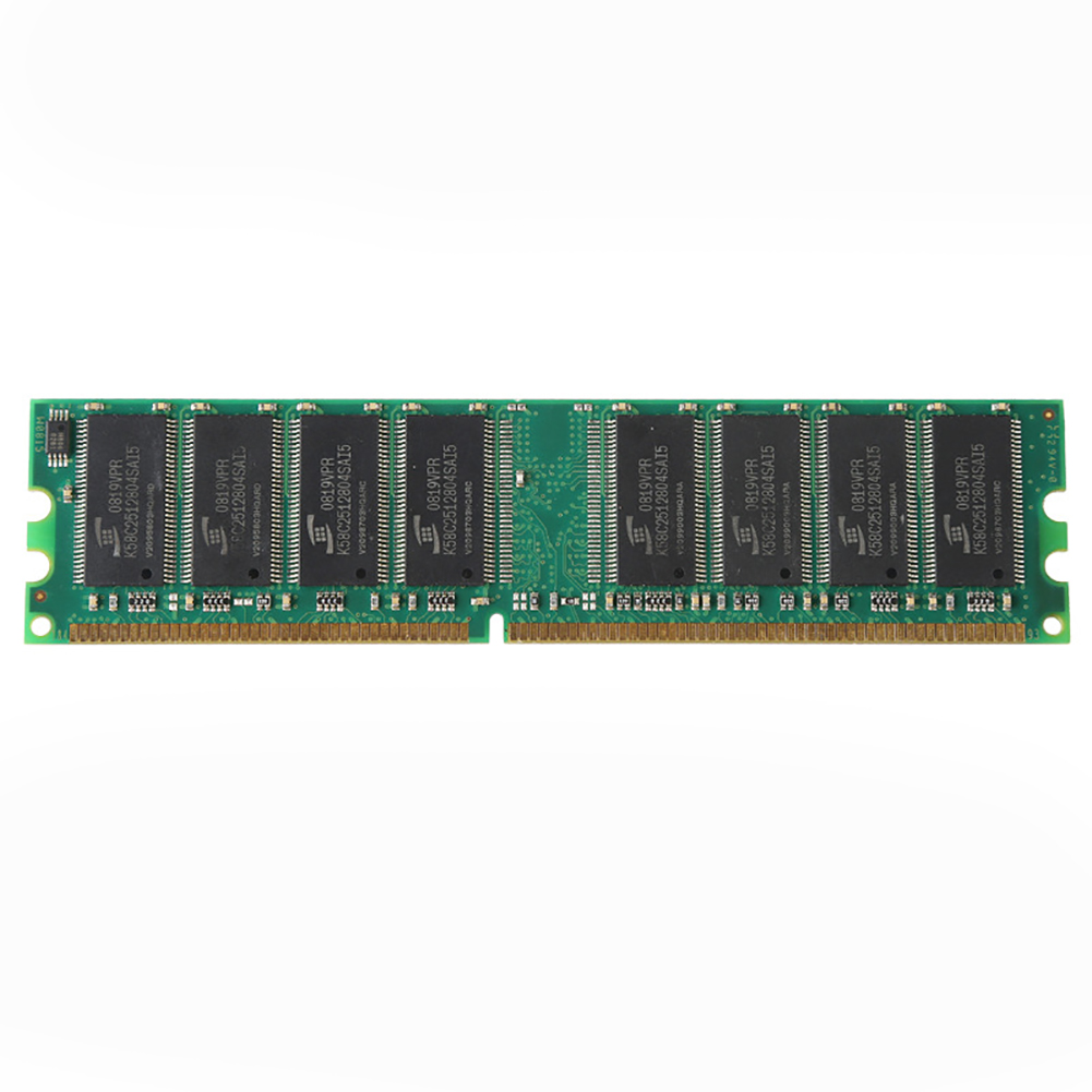 Memory Smoothly Desktop Computer Single Transmission Compatible 400MHZ Stable 2.6v Fast Module DDR 1GB Low Density Universal