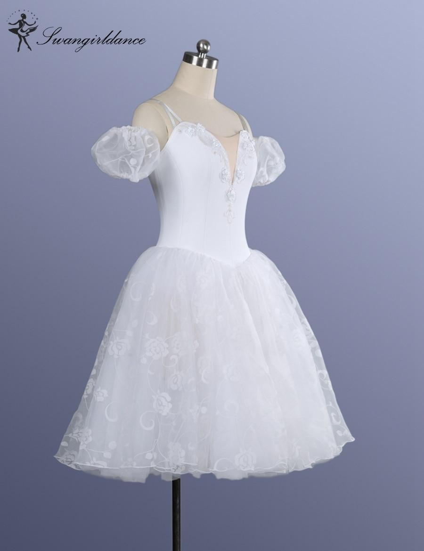 3a83969ac02 Aliexpress.com   Buy adult white swan lake romantic ballet tutu dress girls  giselle ballet costume for sale women professional tutu dress BT8901 from  ...