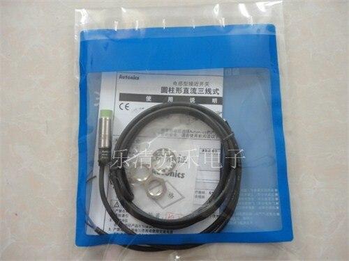 Prt12-4dc для DC бесконтактный выключатель Бесконтактный Autonics