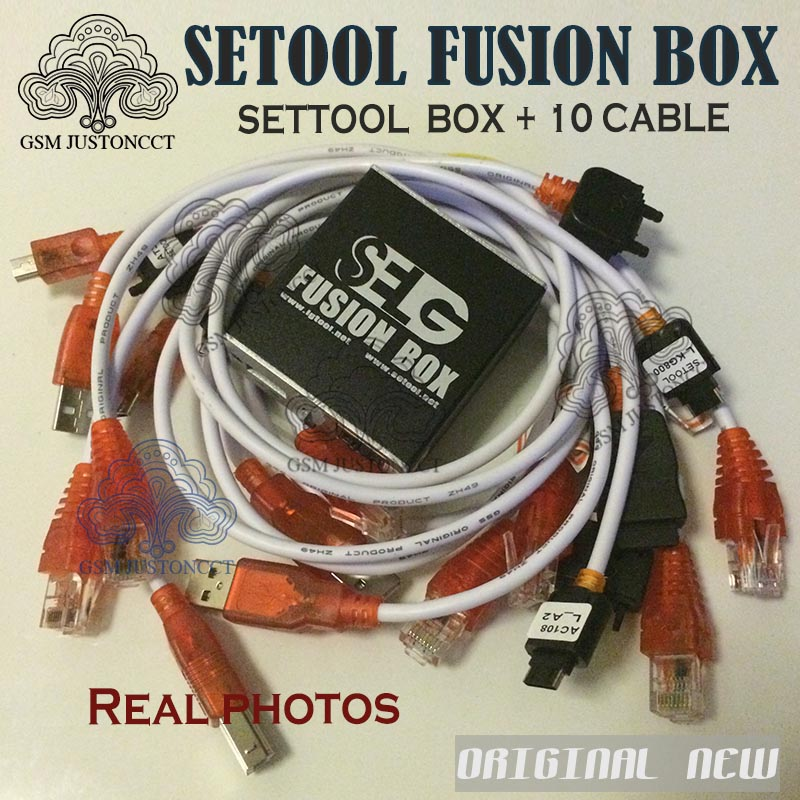 SETOOL BOX - gsmjustoncct -B4