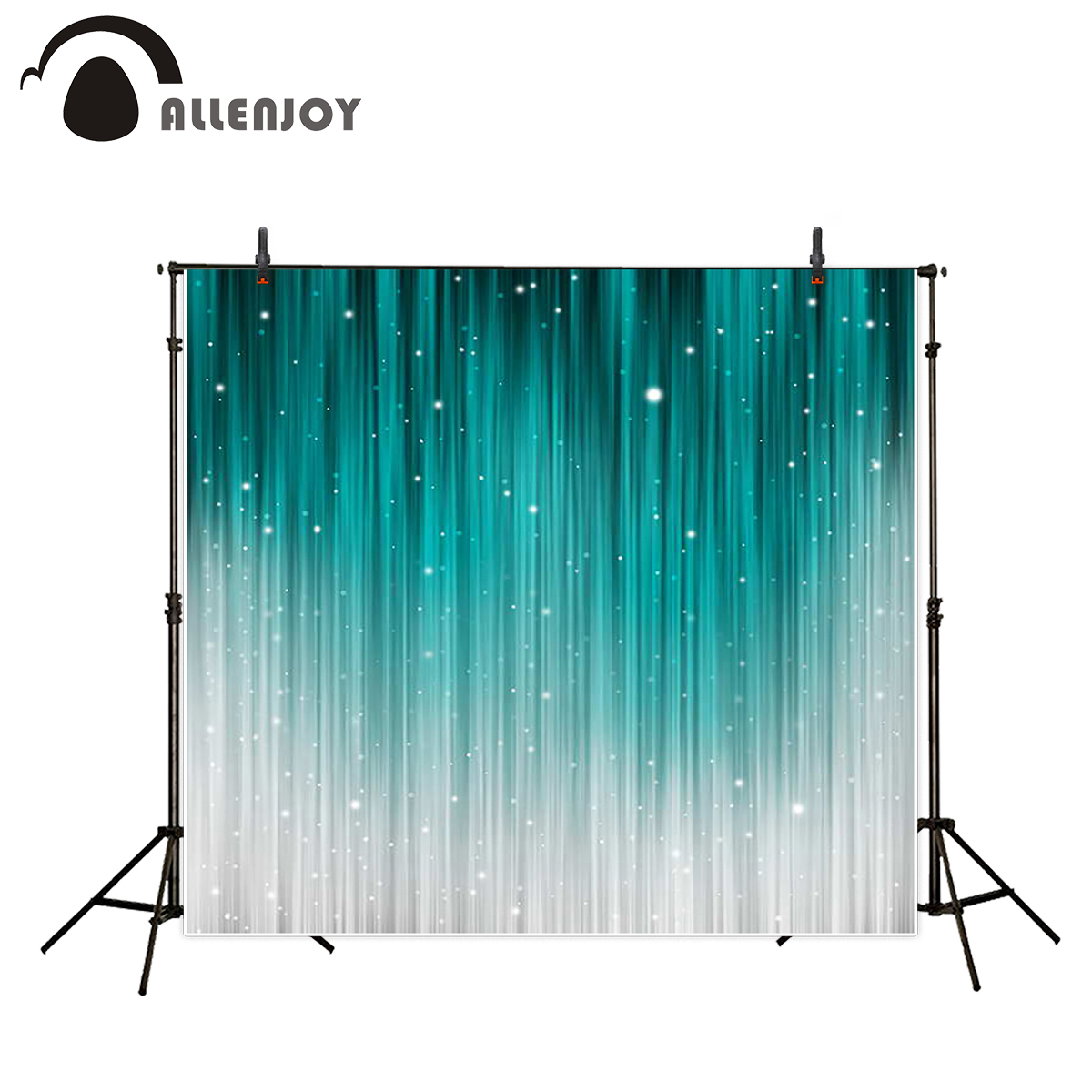 Allenjoy background photography gradient color bokeh green shiny fashion backdrop for photo backdrop fabric newborn allenjoy backdrop spring background green grass light bokeh dots photocall kids baby for photo studio