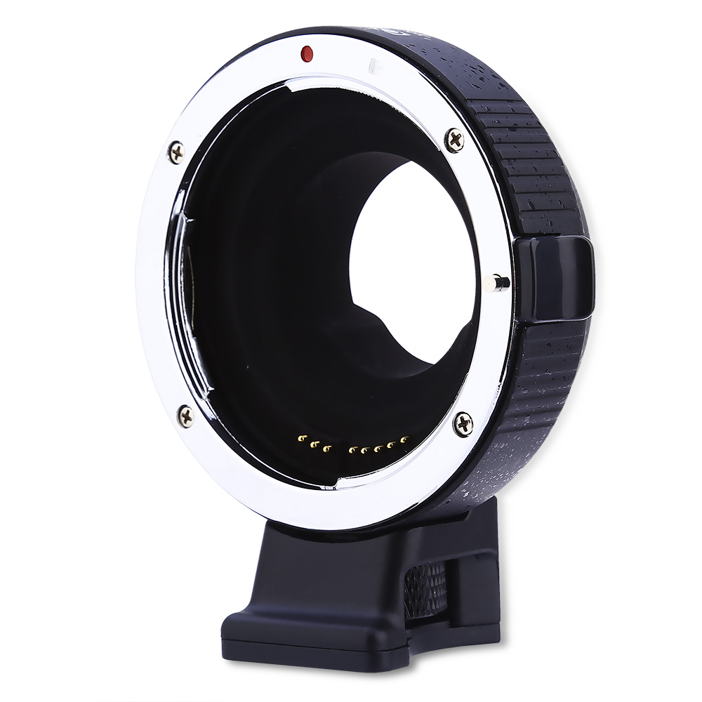 Commlite CM - EF - MFT Electronic Aperture Control Lens Adapter for EF / EF - S Lens M4/3 Camera auto focus af adapter ring ef mft for canon ef ef s lens to m4 3 micro 4 3 camera