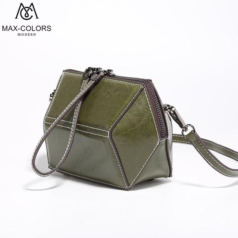 2017 Cow Leather Fashion Women Solid Zipper Shoulder Bag Rhombus Split Leather Messenger Bags Travel Clutch Female Purse Handbag fashion matte retro women bags cow split leather bags women shoulder bag chain messenger bags