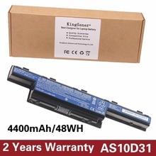 Kingsener Подлинная Новый AS10D31 ноутбука Батарея для Acer AS10D61 AS10D75 AS10G3E AS10D5E 5551 г 5253 г 4743 г 4750 4752 7551 г 7741 г