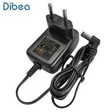 Dibea F6 пылесос ЕС Plug AC Мощность адаптер стены Зарядное устройство Sweeper аксессуары z2