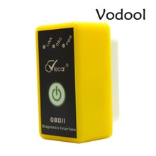 V1.5 Super Mini ELM327 Bluetooth ELM 327 OBD II V1.5 Version 12V Code Readers Scan Tools Car Diagnostic Interface Tool
