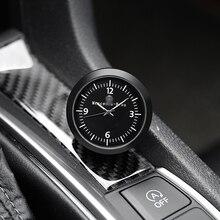 Автомобильный кварцевый таймер часы Автомобильный интерьер аромат электроника для Mercedes-Benz новый c-класс C200L C180L GLA200 GLC260 и oth