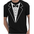 Tuxedo Fancy Dress Funny Mens T-Shirt More Size and Colors big european size cotton top quality short sleeves o-neck